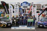 ラリー/WRC   全日本ラリー第8戦:RALLY HOKKAIDOもスバルが制圧。新井大輝が2019年3勝目