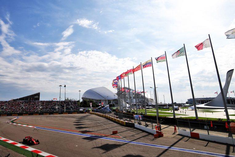 F1 | F1ロシアGPのタイヤ選択が明らかに。メルセデス勢のソフトタイヤは最も少ない8セット