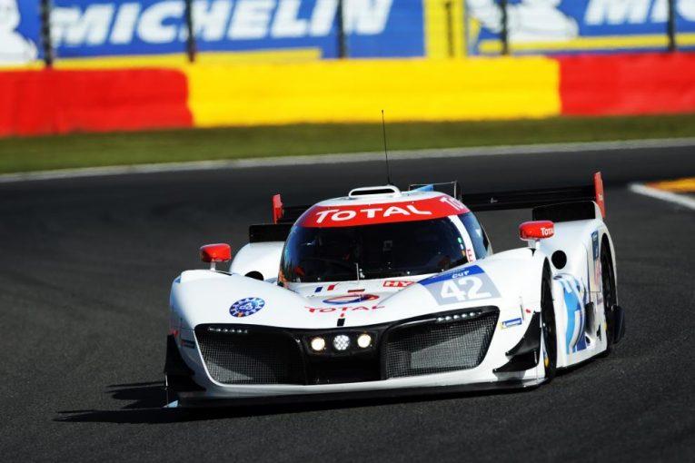ル・マン/WEC | ミッションH24、eレースにも進出。燃料電池プロトが『ル・マン24時間バーチャル』のセーフティカーに