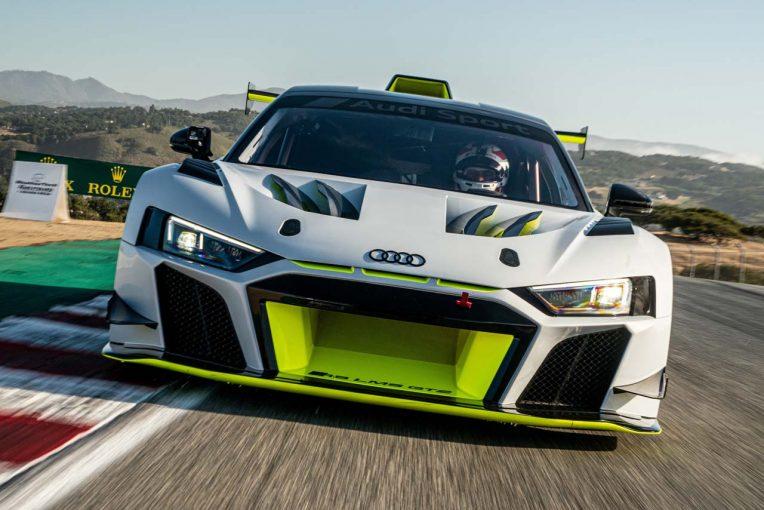 ル・マン/WEC | ブランパンGT:アウディの新型GT2カー『R8 LMS GT2』がバルセロナでレースデビューへ