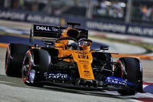 F1 | ランキング4位のマクラーレンF1「中団トップを維持しつつ、2020年開発にうまくシフトしていく必要がある」