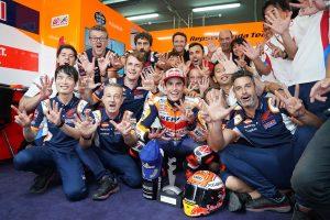 MotoGP | 【ポイントランキング】2019MotoGP第14戦アラゴンGP終了時点