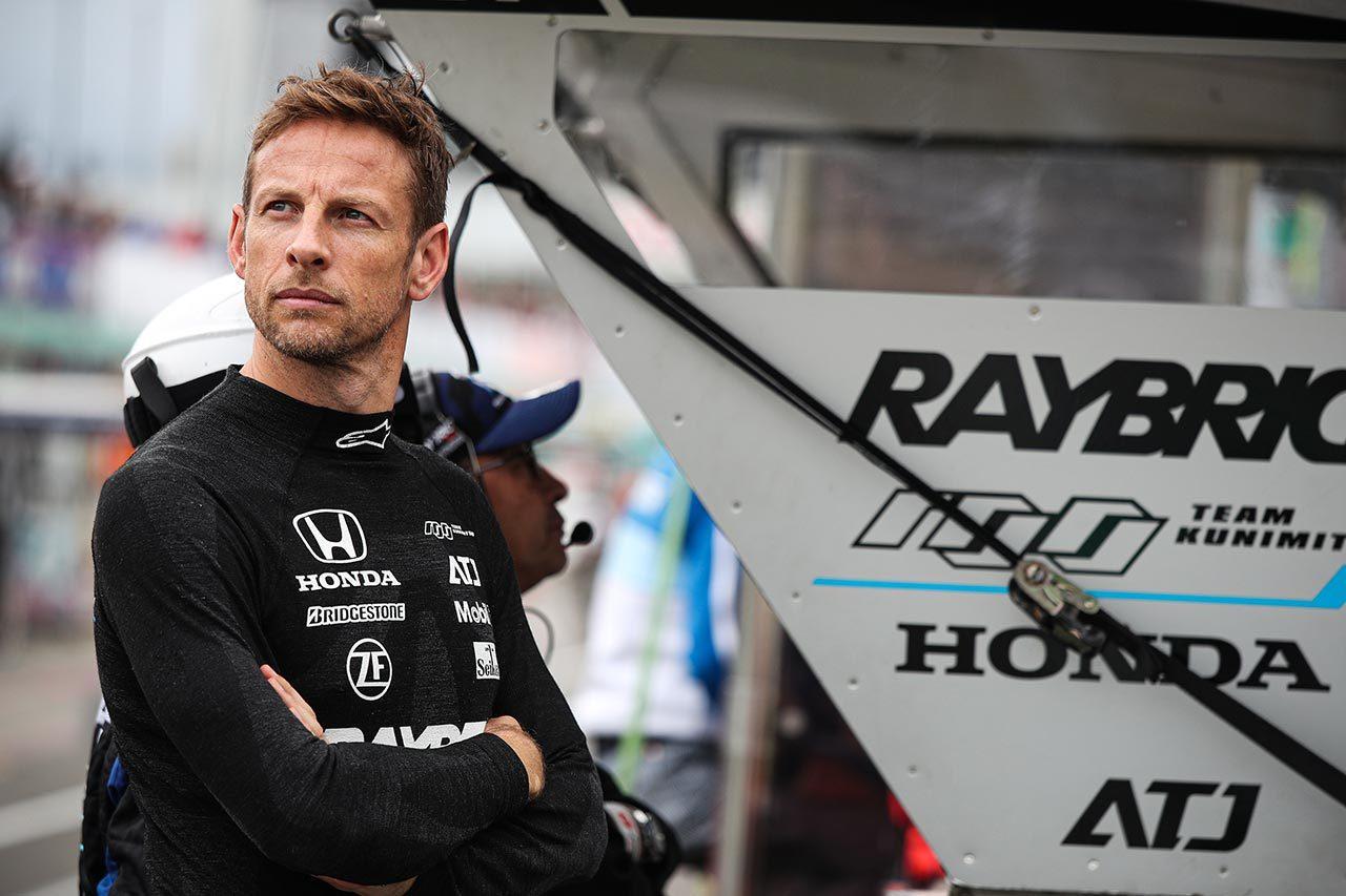 DTM第9戦にNSX-GTで挑むジェンソン・バトン。「どんなレースになるか待ちきれない!」