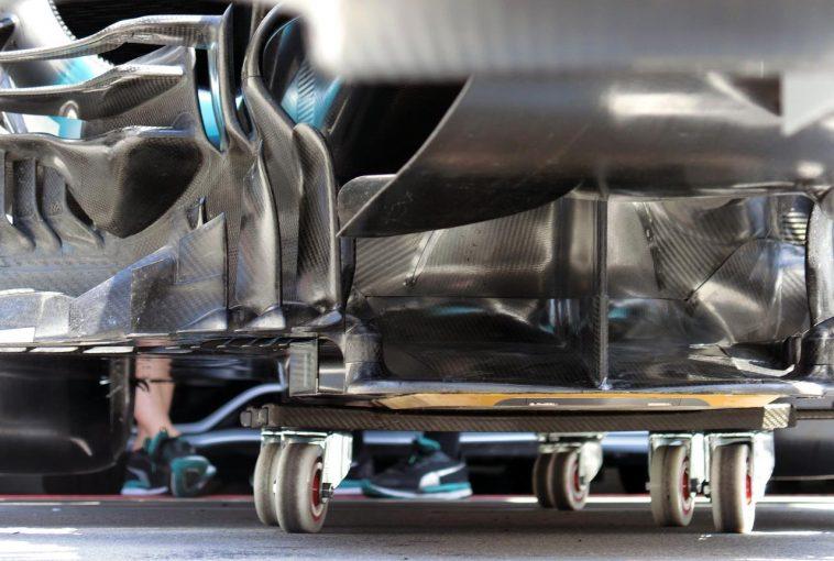F1 | 【津川哲夫F1私的メカチェック】喉元過ぎれば……メルセデスW10で考察するフロントからのノーズ下&フロア下面のエアロ