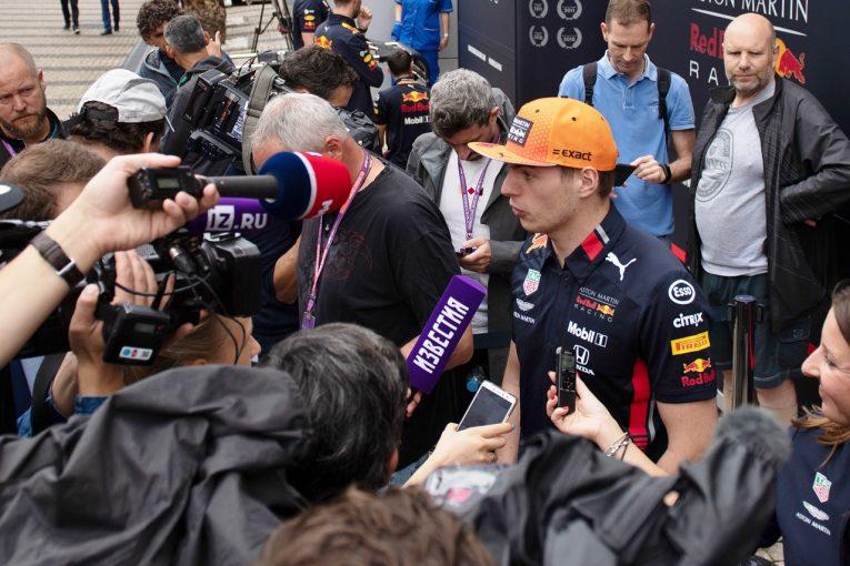 F1 | レッドブル・ホンダF1のフェルスタッペン、PU交換によるペナルティに平静「5位降格ぐらいなんでもない。決勝で取り戻せる」