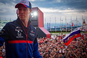 F1 | F1ロシアGP木曜会見:地元グランプリならではの忙しさに笑顔のクビアト。ロシアGP開催地変更の噂については、「どこでも歓迎」