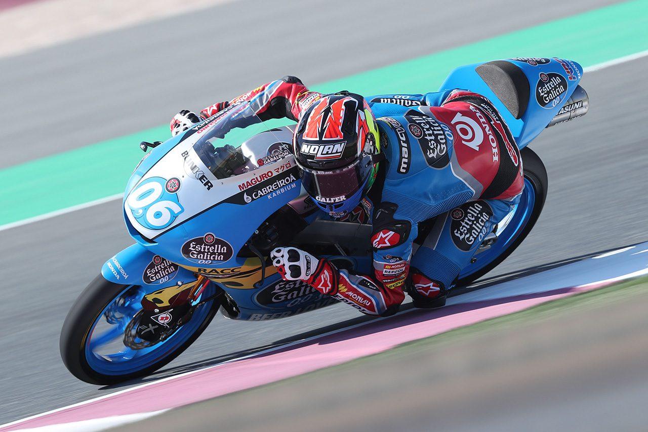 Moto3クラスに山中琉聖が昇格。2020年はエストレージャ・ガリシア・0,0からフル参戦