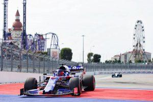 F1 | 【タイム結果】F1第16戦ロシアGPフリー走行1回目