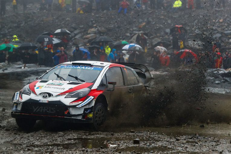 ラリー/WRC | WRC:トヨタ、第12戦ラリーGBに強い自信。雨や泥、霧、夜間走行など、あらゆる悪条件そろう伝統の1戦