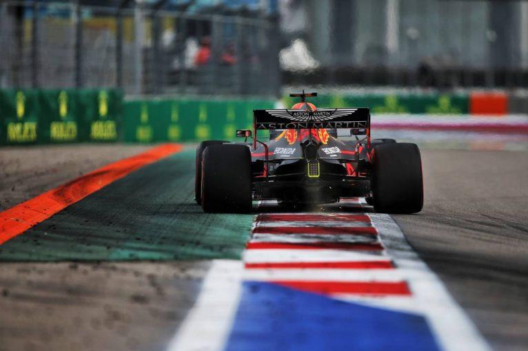 F1 | 【タイム結果】F1第16戦ロシアGPフリー走行2回目
