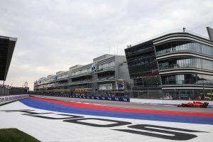 F1   【動画】F1第16戦ロシアGP フリー走行ハイライト