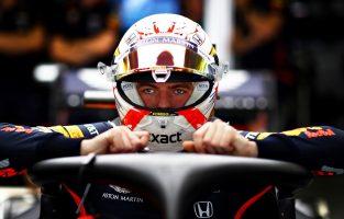 F1 | レッドブル・ホンダF1のフェルスタッペン、フェラーリと0.3秒差の初日首位「直線も速い。降格されても上位に浮上できる」