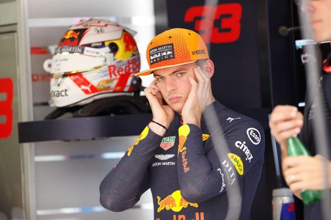 2019年F1第16戦ロシアGP マックス・フェルスタッペン(レッドブル・ホンダ)
