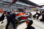 F1 | レッドブル・ホンダ密着:決勝に向けて順調にセットアップ。予選で雨が降ればさらに追い風に/F1ロシアGP金曜