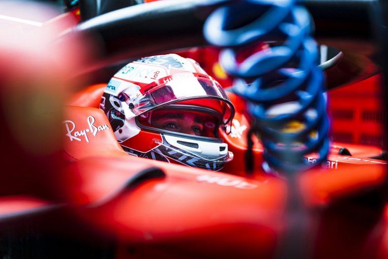 F1 | ルクレール2番手「レッドブルは強敵だが心配していない。レースペースは今年一番強力かも」:フェラーリ F1ロシアGP