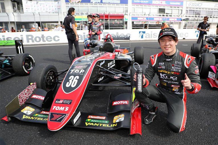 国内レース他 | 全日本F3選手権第19戦岡山:宮田莉朋がフルマークで今季7勝目を飾る
