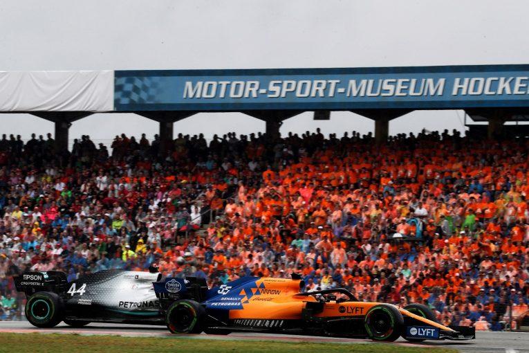 F1 | マクラーレンF1、2021年からメルセデス製パワーユニットを搭載。ルノーとの提携は3年で終了