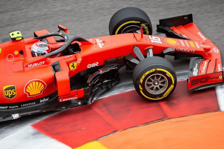 F1 | ルクレールが4戦連続のポールポジション【順位結果】F1第16戦ロシアGP予選