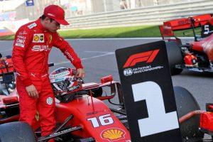 F1   【動画】F1第16戦ロシアGP予選ハイライト