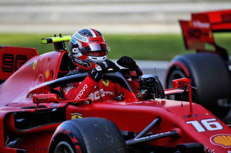 F1 | 【動画】シャルル・ルクレールのポールラップ/F1第16戦ロシアGP予選