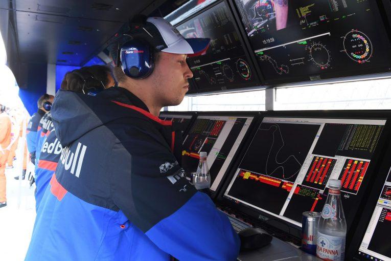 F1 | クビアト、トラブルで母国GPの予選を欠場「最後尾スタートと分かっていても、やっぱり走りたかった」:トロロッソ・ホンダF1