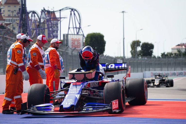 F1 | ホンダ田辺TD土曜日インタビュー:PUトラブルのクビアトは再び新品投入。「かなり厳しい戦いになるが、調整を万全に行いレースに備えたい」/F1ロシアGP