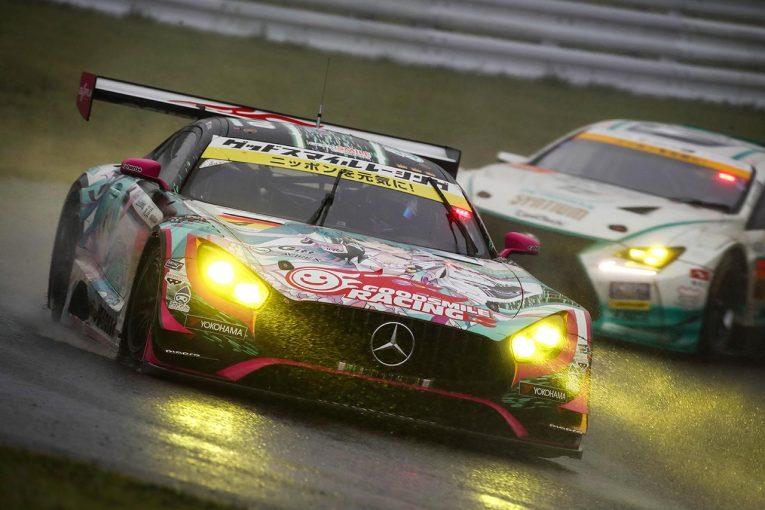 スーパーGT | GOODSMILE RACING & Team UKYO 2019スーパーGT第7戦SUGO レースレポート