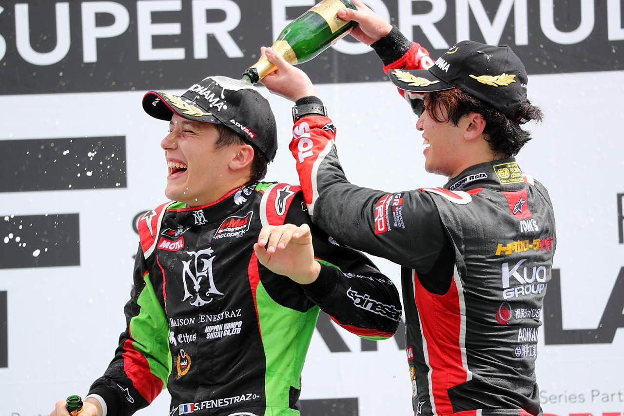 全日本F3選手権第20戦岡山:41年の歴史に幕。宮田莉朋が最後のウイナーに輝く