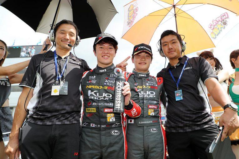 国内レース他 | 全日本F3選手権第20戦岡山:41年の歴史に幕。宮田莉朋が最後のウイナーに輝く
