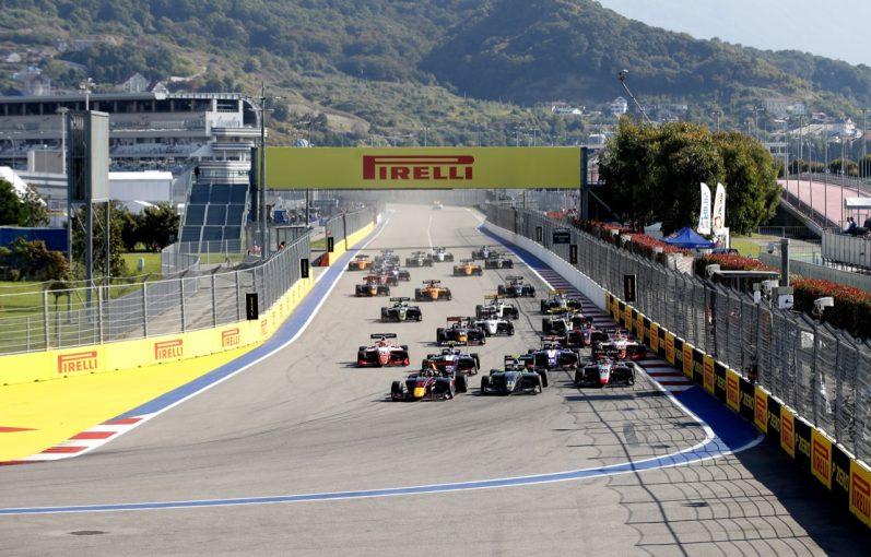 海外レース他   【順位結果】FIA-F3第8戦ロシア レース2