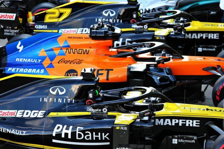 F1 | F1第16戦ロシアGP予選トップ10ドライバーコメント(1)