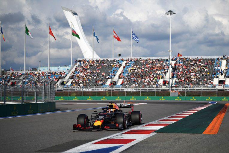 F1 | フェルスタッペンは9番グリッド、アルボンはピットレーンスタート/F1第16戦ロシアGPグリッド