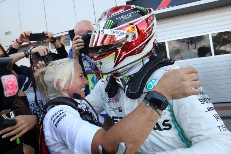 F1 | F1ロシアGP決勝:ワンツー体制の跳ね馬が不運の共倒れ。VSC活かしたハミルトンが逆転勝利でホンダ勢は鈴鹿につながる好走