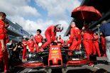 2019年F1第16戦ロシアGP シャルル・ルクレール(フェラーリ)