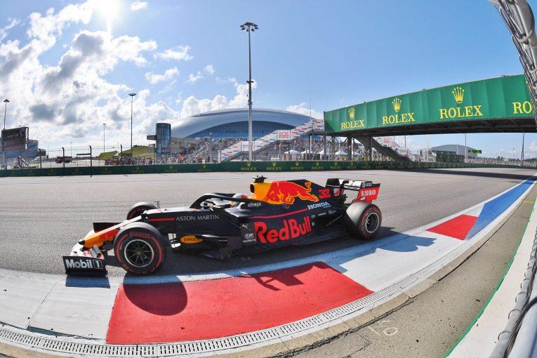 F1 | ホンダF1、果敢な追い上げで2台がトップ5入り「日本GPに万全な形で臨むため、ロシアで起きた問題を入念に調査する」と田辺TD