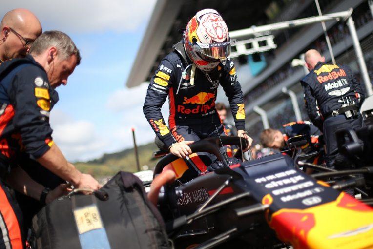 F1 | フェルスタッペン4位「トップ3ほどの速さがなく、ファステストにも挑戦せず。鈴鹿で反撃したい」:レッドブル・ホンダF1