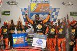 海外レース他 | NASCAR第28戦:トゥルーエクスJr.連勝。トヨタはトップ4独占チェッカーも1台が失格処分