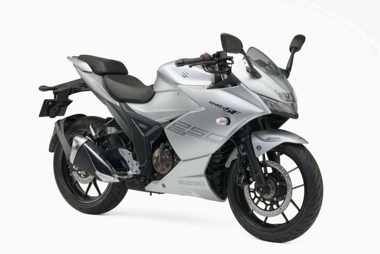 MotoGP   油冷エンジン搭載のジクサー SF250やAセグPHEVが登場へ。スズキ、東京モーターショー出展車発表