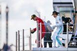 F1 | ルクレール3位「チームの協定は守られた。ベッテルへの信頼を失ってはいない」:フェラーリ F1ロシアGP