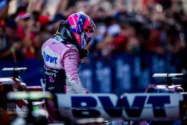 F1 | ストロール「マシンに競争力があったのに、タイヤコントロールにずっと苦戦していた」:レーシングポイント F1ロシアGP日曜