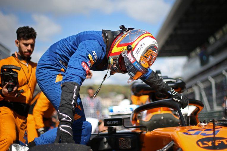 F1 | マクラーレンがダブル入賞「メルセデスとバトルができて最高の気分だった」とサインツJr:F1ロシアGP