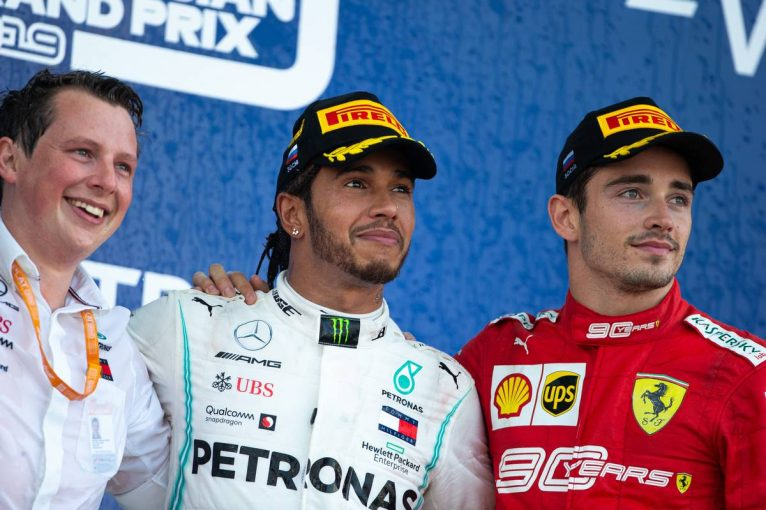 F1 | F1第16戦ロシアGP決勝トップ10ドライバーコメント(2)
