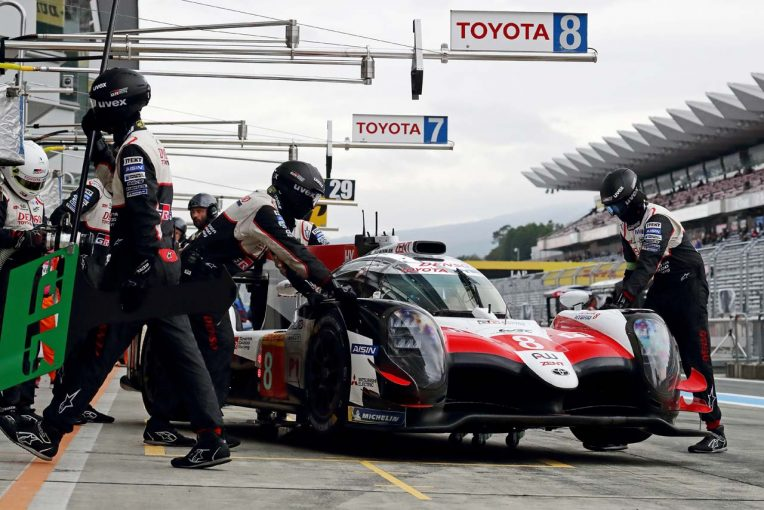 ル・マン/WEC | WEC富士:トヨタ、TS050最後の母国レースへ。中嶋一貴「全力で表彰台の中央を狙う」