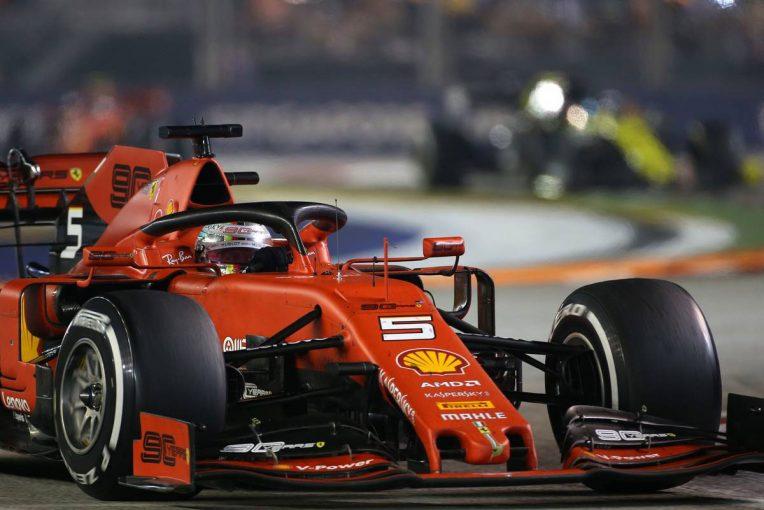 F1 | ベッテル、F1日本GP前にバルセロナでピレリのタイヤテストに参加。2020年に向け最終確認へ