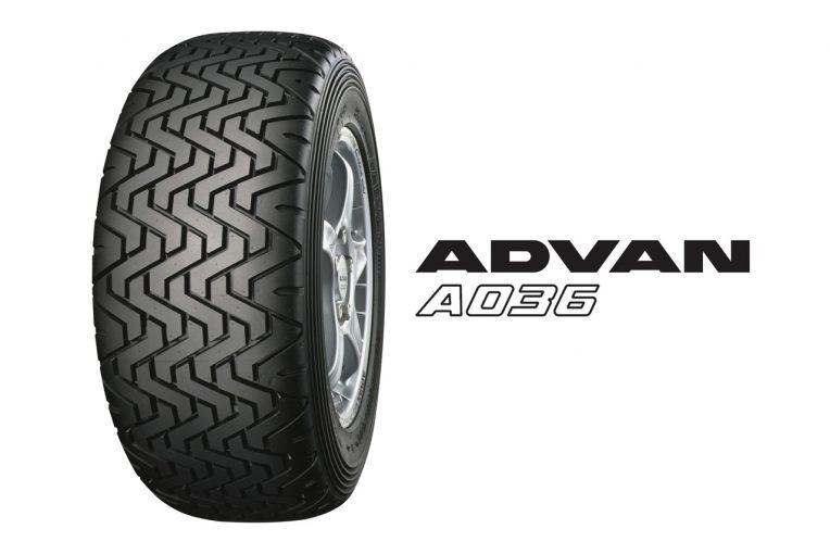 クルマ | ヨコハマ、ラリー・ダートトライアル競技用タイヤ『ADVAN A036』に2サイズを追加