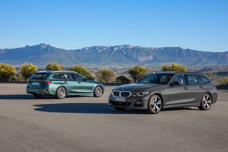 クルマ   余裕のラゲッジにハンズ・オフ走行も。新型『BMW3シリーズ ツーリング』が日本上陸