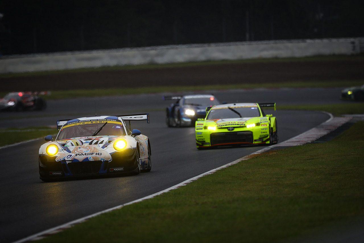 PACIFIC RACING with GOOD SPEED スーパーGT第7戦SUGO レースレポート