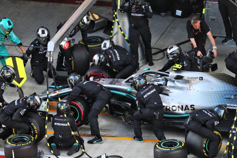 F1 | メルセデスF1「ミディアムタイヤスタートの戦略が優勝の鍵に」