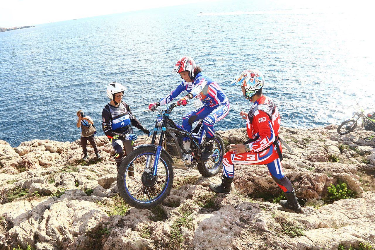 国別対抗世界選手権のトライアル・デ・ナシオンで日本チームが2位表彰台獲得の健闘