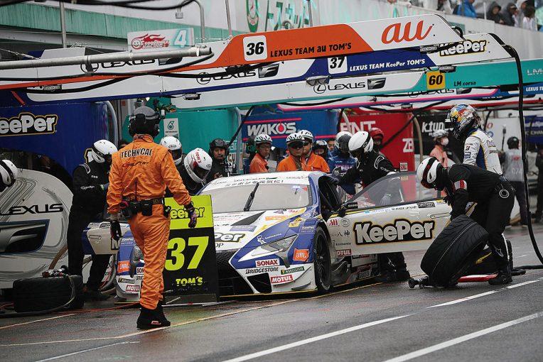 スーパーGT | スーパーGT:7点差の王座争い。最終戦もてぎに向け高まるWAKO'S LC500とKeePer LC500の熱量
